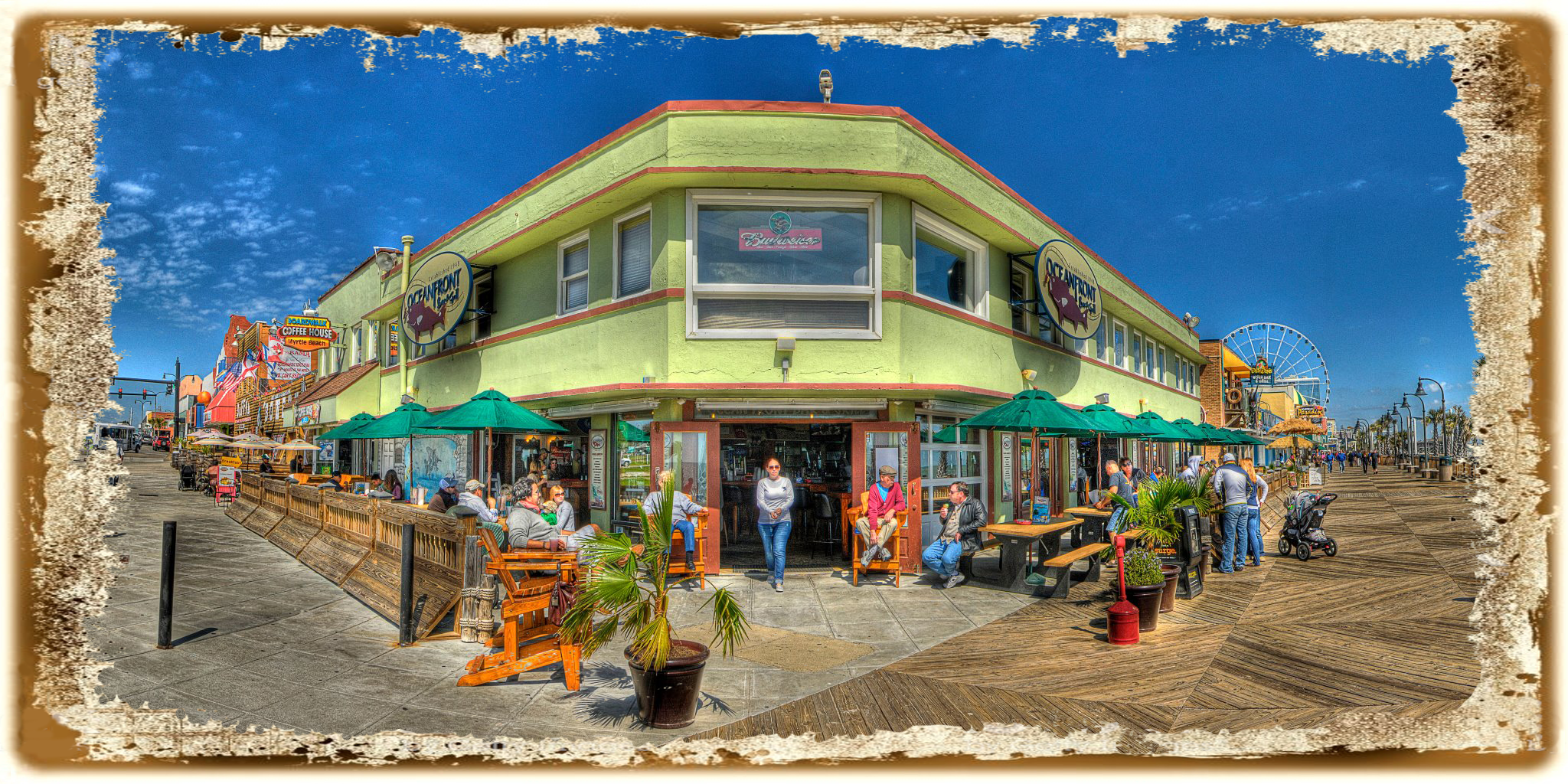 Oceanfront Bar & Grill Storefront