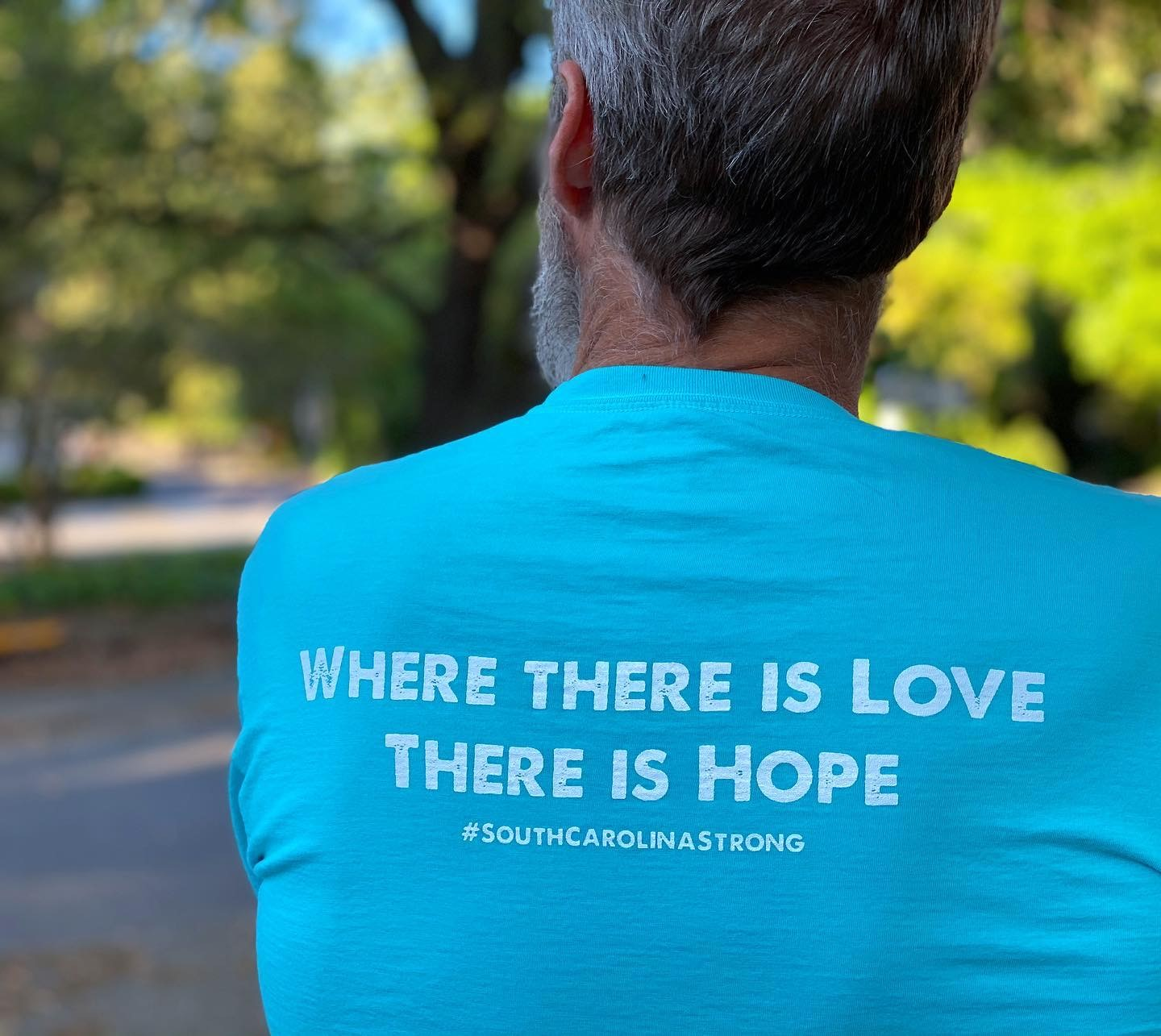Where There Is Love There Is Hope T-Shirt